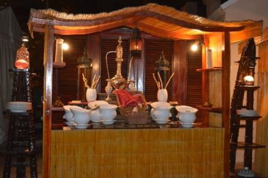 The Ritz-Carlton, Dubai : Amaseena dining