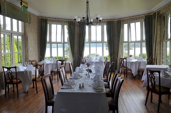 Carrig Country House & Restaurant : Dinning Room