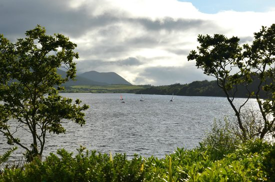 Carrig Country House & Restaurant: Caragh Lake