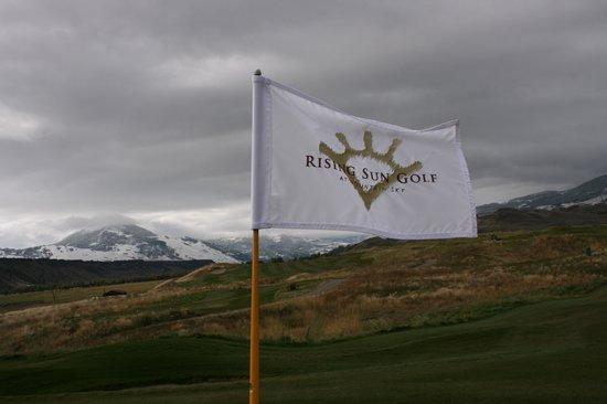 Mountain Sky Guest Ranch: Even Golf