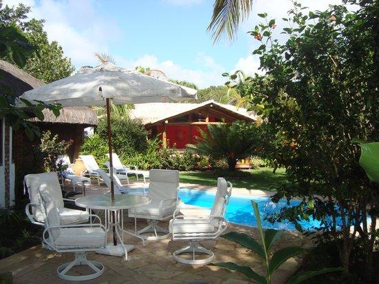 Villas de Trancoso Hotel: Piscina