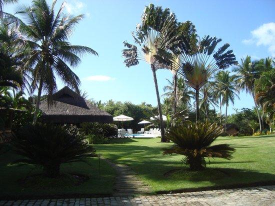 Villas de Trancoso Hotel: Jardim