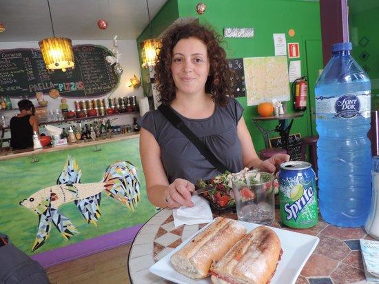 Maigot Cafe: Nuestros platos