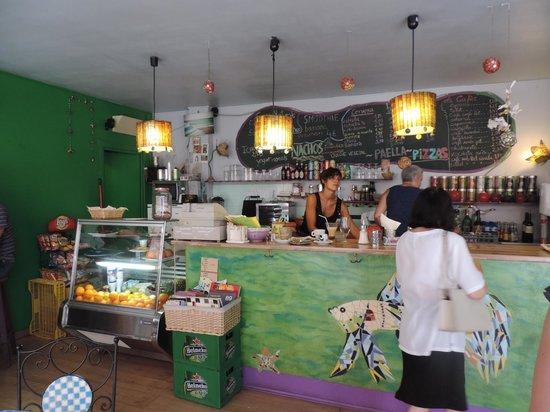 Maigot Cafe: El Café