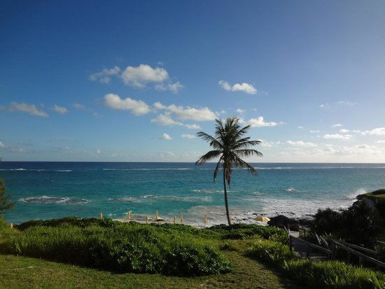 Coco Reef Resort Bermuda: Amazing view from the hotel