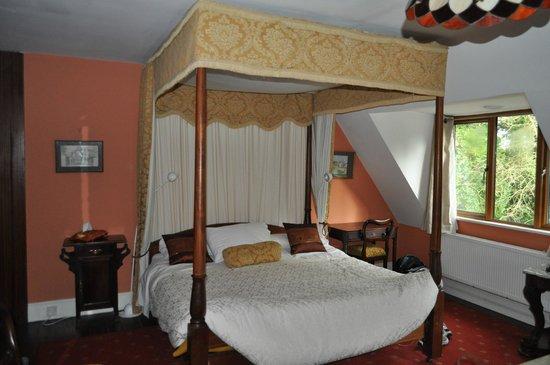 Lough Owel Lodge: Lovely room