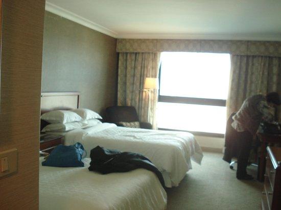 Sheraton Montevideo Hotel : quarto duplo