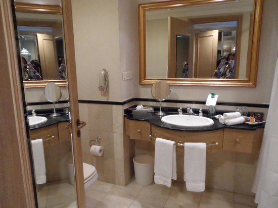 Sheraton Montevideo Hotel : banheiro divino