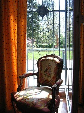Villa Gaia : chambre jardin