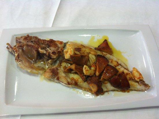 Bar Restaurante Galicia: Corvina