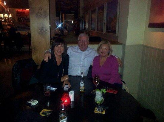 Kudos Bar: Fab night at Kudos :-)