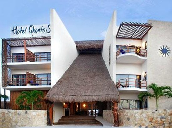 Koox Quinto Sole Boutique Hotel : HOTEL