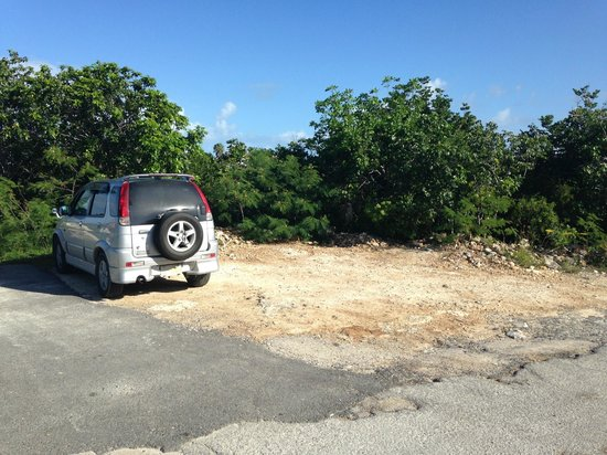 Taylor Bay Beach: There are about 4-5 parking spots(?) by the bay