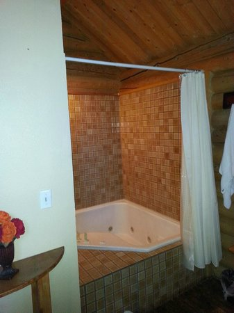 Hot Tub Bath Tub Picture Of Mt Charleston Lodge Mount