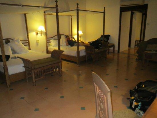 Hotel Santika Premiere Beach Resort Bali: Room
