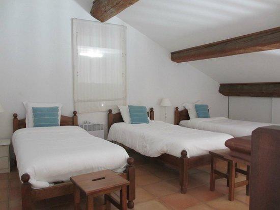 Chateau Canet: Sleeping loft