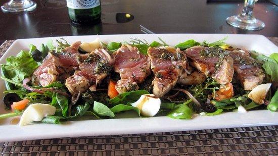 Aga Reef Resort: Tuna salad