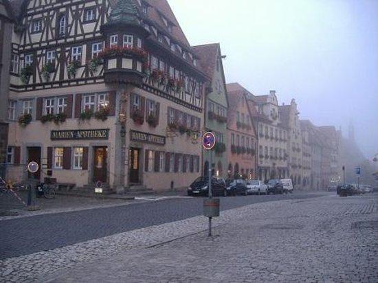 Rödertor: ローテンブルク ヘルン通り
