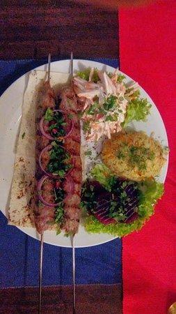 Restauracja Gaumarjos