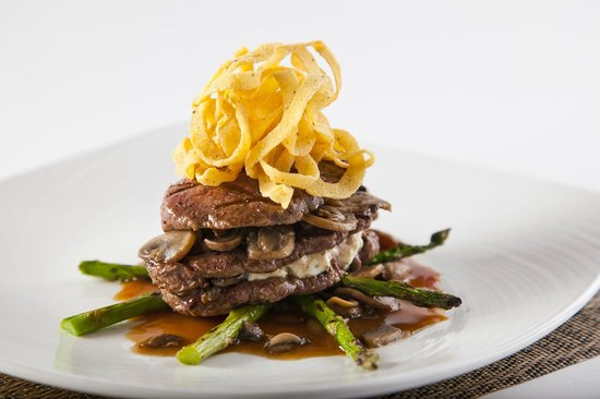 STACKED Grill: Filet Medallions
