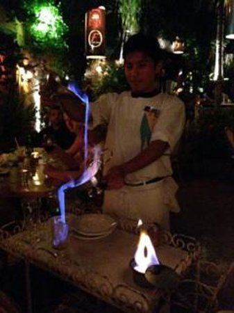 Pancho's: Mayan Coffee