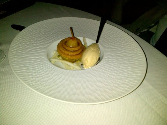 Hotel Baie des Anges: Second Dessert