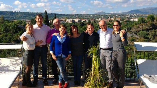 Bed and Breakfast Palazzo Giovanni: noi e i nostri ospiti