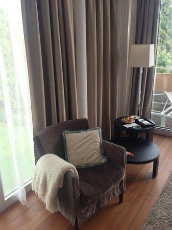 RIVA - Das Hotel am Bodensee: Wohnzimmer