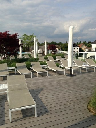 RIVA - Das Hotel am Bodensee: Rooftop
