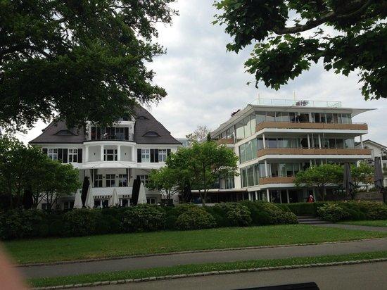 RIVA - Das Hotel am Bodensee: Außenansicht