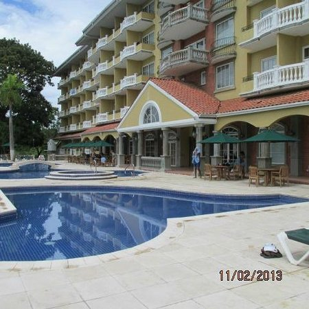 Country Inn & Suites By Carlson, Panama Canal, Panama: pool view
