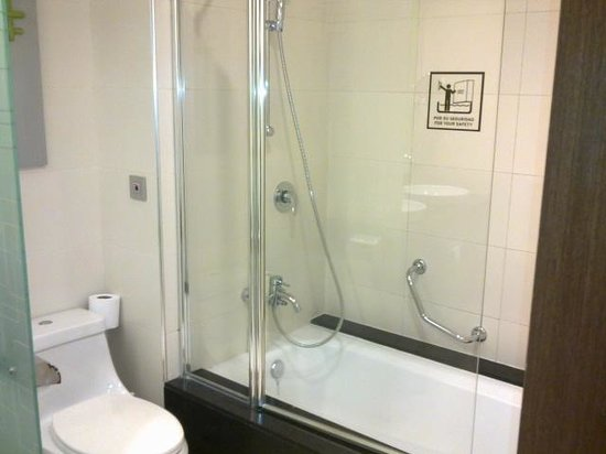 Hotel Riu Plaza Panama : bathroom