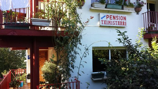 Pension Tximistarri