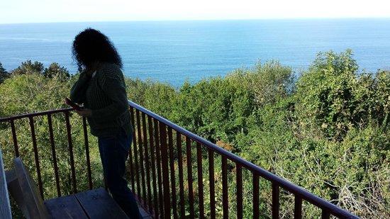Pension Tximistarri/Atlantic Ocean