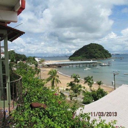 Vereda Tropical Hotel: view from the dining room terrace