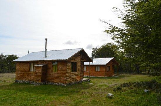 La Casa Escondida: die Cabanas