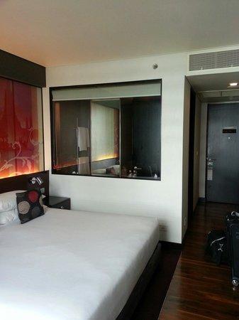 Park Plaza Bangkok Soi 18 : Executive suite