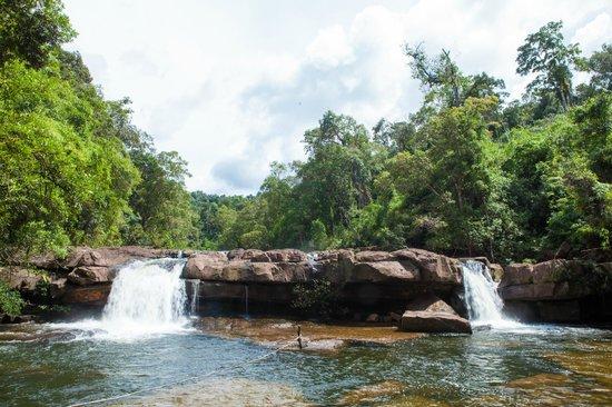 Oasis Bungalow Resort: Jungle Trek tour