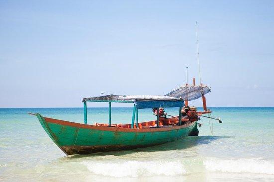 Oasis Bungalow Resort: Koh Kong Island
