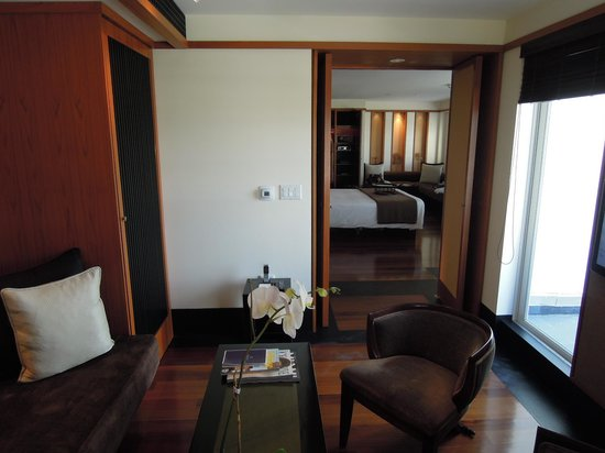 The Setai: Living space&room