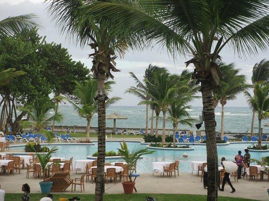 椰子灣海灘溫泉度假全包飯店照片