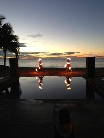InterContinental Fiji Golf Resort & Spa : Kama lounge area