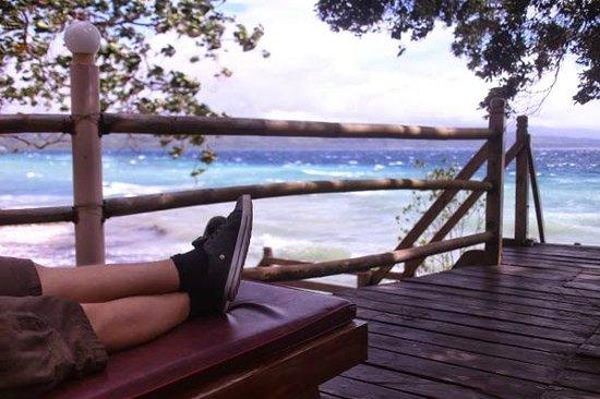 Isla Hayahay: Relaxing