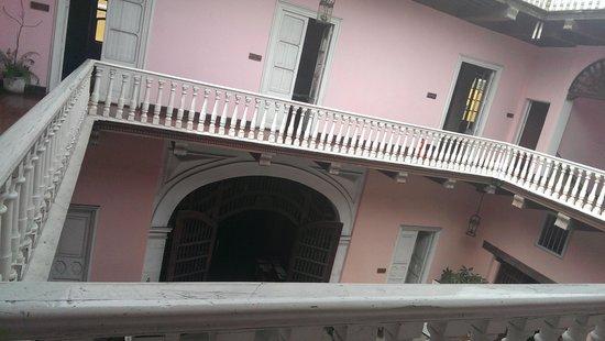 House of Osambela: second floor