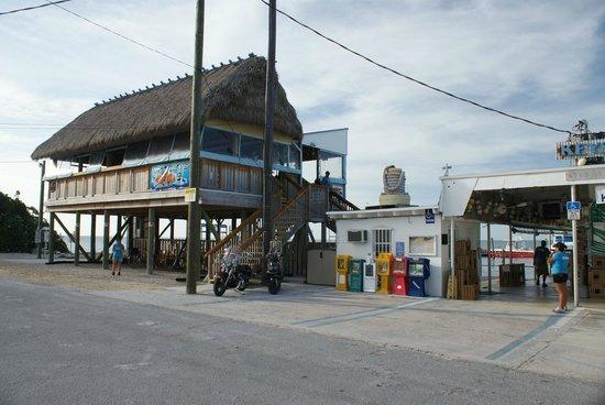 Keys Fisheries : Interesting Construction