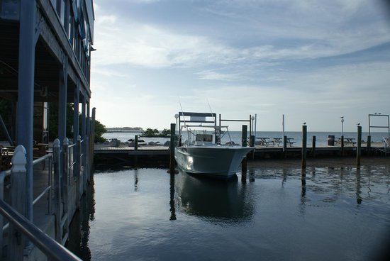 Keys Fisheries : On the Water