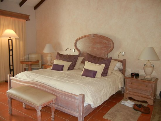 Excellence Punta Cana: king size bed