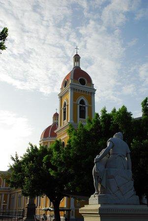 Catedral de Granada: From the square