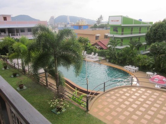 Casa Del M, Patong Beach: Pool