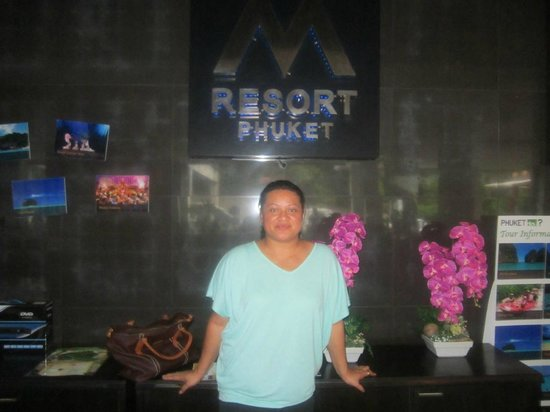 Casa Del M, Patong Beach : Foyer